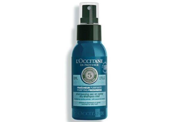 L'Occitane_Shampoo secco spray Pure Fraicheur