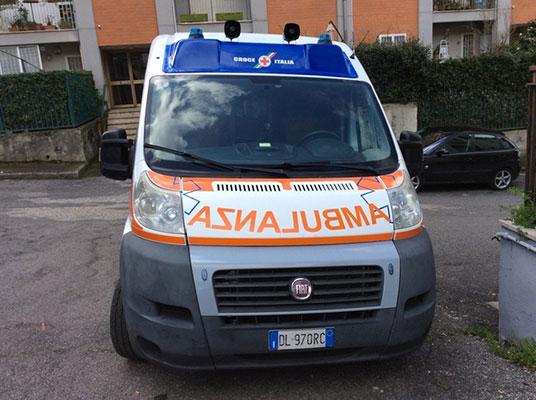 CROCE ITALIA CASTELLI ROMANI