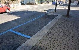 """Parcheggi a pagamento: """"Nel blu dipinto di blu"""""""