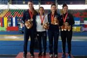Frascati Scherma, inizio col botto: Lucarini trionfa in Coppa del Mondo U20, Pappone terza