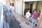 Pavona: degrado igienico-sanitario nei garage di via Roma