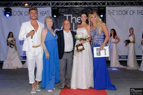 La nuova tappa di 'The look of the Year' incorona Alessia Di Domenico