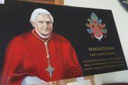 Inaugurata a Castel Gandolfo  la mostra di pittura sui Papi  a cura del Rotary Club Viterbo