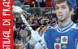 Tornano a Frascati le bande musicali americane per salutare il 2017
