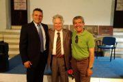 Intervista Aldo Onorati cittadino onorario di Nemi
