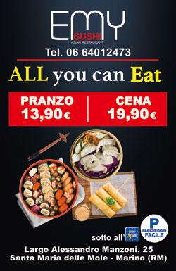 Emy sushi