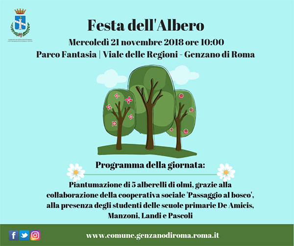 FESTA DELL'ALBERO 2018