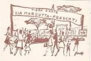 Tornano a Frascati i Cento Pittori via Margutta