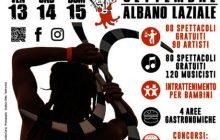 Al via il 13-14-15 settembre ad Albano Laziale la 9° edizione del Bajocco Festival