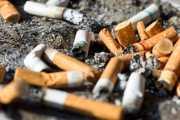 Stop ai mozziconi di sigaretta in città  e al lago grazie a finanziamento  della Città Metropolitana