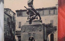 Ettore Ferrari, l'Aquila Reale dei XXV della Campagna Romana e il monumento ai caduti di Marino