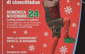 A CinecittàDue si cerca un Elfo che aiuti Babbo Natale!
