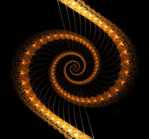 La Voce del Carro Arpa spirale