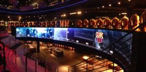 Leddream-pantalla-Megastore-FCBarcelona