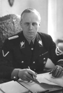 Una foto di Von Ribbentrop