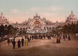 L'Expo di Parigi nel 1900