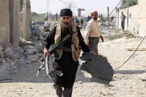 Devastazione a Raqqa, diventata la capitale del territorio controllato dall'ISIS
