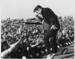 Un'immagine di Elvis Presly