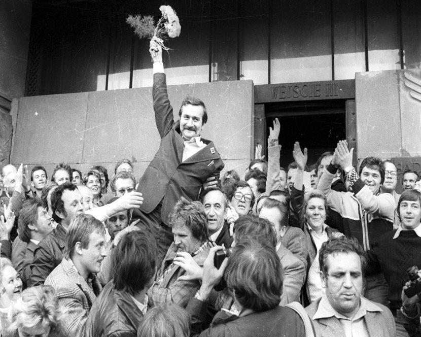 Solidarnosc è un sindacato fondato in Polonia nel settembre 1980