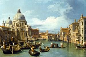 Un quadro di Venezia