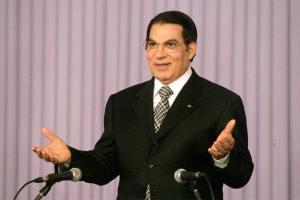 Ben Alì, dittatore tunisino rimasto al potere fino al 2011
