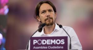 Pablo Iglesias Turrión (1978), è un politico spagnolo, fra i fondatori di Podemos, di cui è segretario.