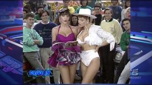 Il programma televisivo Drive In, ideato da Antonio Ricci, andò in onda su Italia 1 dal 1983 al 1988