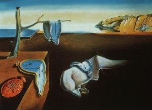"""""""La persistenza della memoria"""" (1931), realizzato dal pittore, scultore, scrittore, fotografo, cineasta, designer e sceneggiatore spagnolo Salvador Dalí (1904-1989)"""