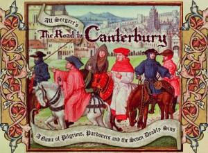 """Il Decameron fu il sostrato per """"The Canterbury Tales""""di Geoffrey Chaucher (1340 c.ca-1400), scrittore, poeta, diplomatico inglese considerato il padre della Letteratura Inglese."""