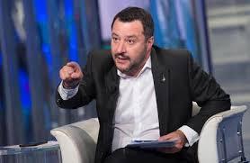 Matteo Salvini (1973) è un politico italiano. Dal Dicembre 2013 è Segretario Federale della Lega Nord