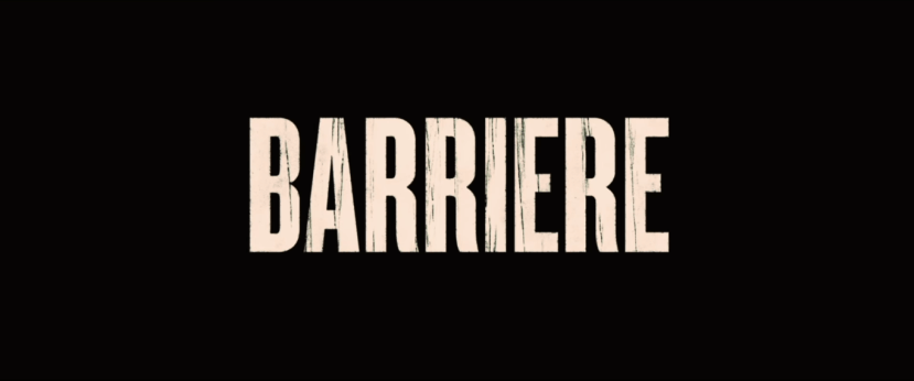 Barriere - Wallpaper