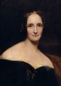 """Mary Shelley, nata Mary Wollstonecraft Godwin (1797-851), è stata una scrittrice, saggista e biografa inglese. È l'autrice del romanzo gotico """"Frankenstein, o il moderno Prometeo"""" (1818)"""