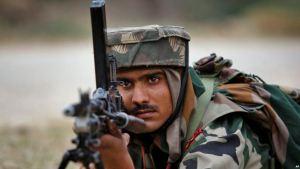 Forze di sicurezza indiana