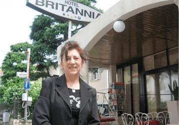 Antonietta Curcio, l'albergatrice amica dei senzatetto