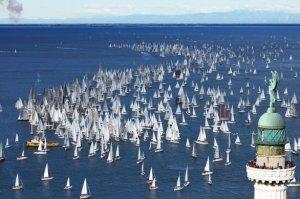 Oltre 1700 imbarcazioni velisti  alla Barcolana