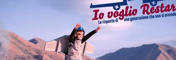 """""""Io Voglio restare"""", da Firenze parte la riscossa dei giovani"""
