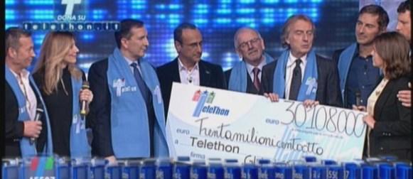 Generosi oltre la crisi: Telethon sfonda i 30 milioni di raccolta