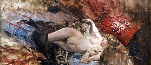 """A Milano  """"La donna nella pittura italiana dell'800"""""""