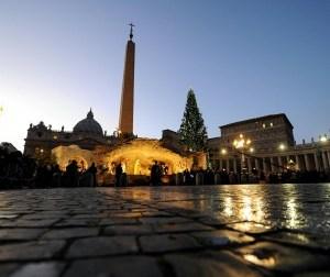Il presepe a Piazza San Pietro vetrina per la Basilicata