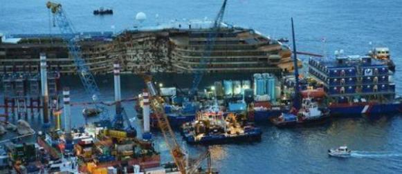 Concordia, il riscatto dell'immagine dell'Italia