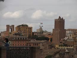 La torre dele Milizie a Roma