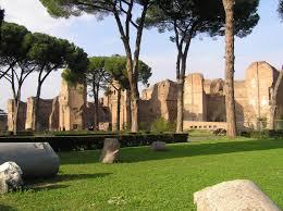 Terme di Caracalla e Ostia antica, angoli da vedere