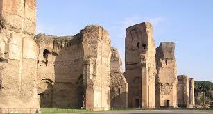 Le terme di Caracalla, un complesso multiuso