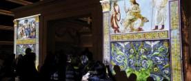 Bimillenario di Augusto, l'Ara Pacis a colori