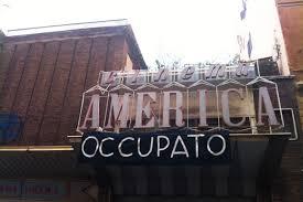 Sgomberato il Cinema America, nonostante il ministro Franceschini