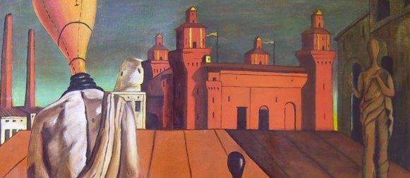Metafisica ed avanguardie, tornano a Ferrara i capolavori di De Chirico