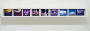 Giusy PIRROTTA - Reversed light - 2014 - light box - - courtesy Galleria Massimo De Luca