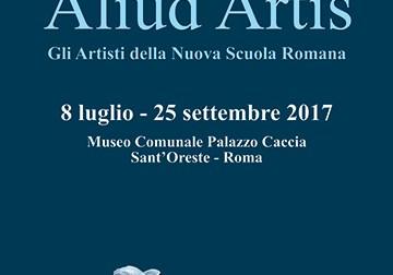 Aliud Artis, la nuova scuola romana in mostra a Sant'Oreste