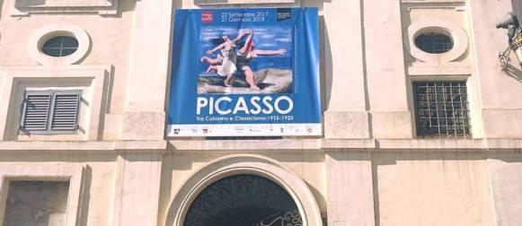 Picasso alle Scuderie del Quirinale, tra cubismo e classicismo