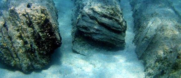 Nelle acque di Porto Cesareo rivive un tesoro archeologico naturale
